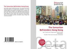 Bookcover of The Samaritan Befrienders Hong Kong