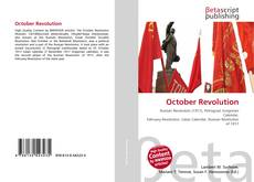 Bookcover of October Revolution