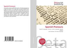 Bookcover of Spanish Pronouns