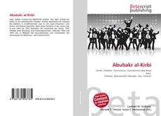 Обложка Abubakr al-Kirbi
