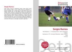 Bookcover of Sergio Ramos