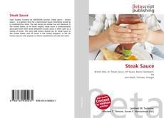Bookcover of Steak Sauce