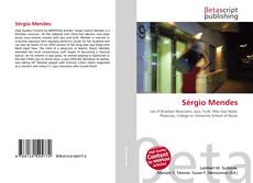 Capa do livro de Sérgio Mendes