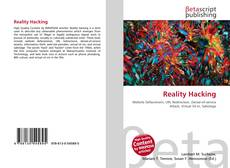 Capa do livro de Reality Hacking