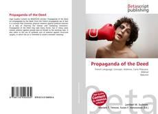 Buchcover von Propaganda of the Deed