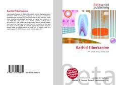 Bookcover of Rachid Tiberkanine