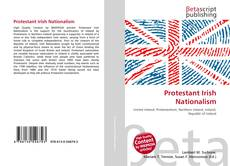 Capa do livro de Protestant Irish Nationalism