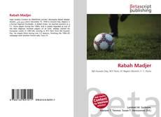 Rabah Madjer的封面