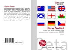 Bookcover of Flag of Scotland