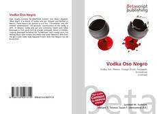 Vodka Oso Negro的封面