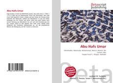 Copertina di Abu Hafs Umar