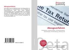 Capa do livro de Abzugsverfahren