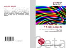 Bookcover of X-Tinction Agenda