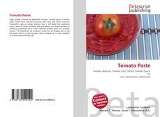 Bookcover of Tomato Paste