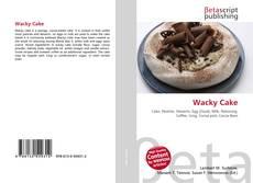 Capa do livro de Wacky Cake