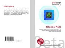 Zakaria al-Agha的封面