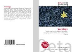 Vocology kitap kapağı
