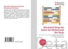 Portada del libro de Abu Kamil Shuja ibn Aslam ibn Muhammad ibn Shuja