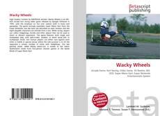 Capa do livro de Wacky Wheels