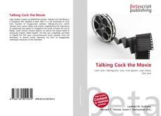 Capa do livro de Talking Cock the Movie