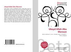Bookcover of Ubayd Allah Abu Marwan