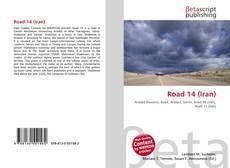 Обложка Road 14 (Iran)