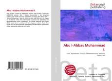 Abu l-Abbas Muhammad I. kitap kapağı