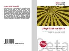 Bookcover of Ubayd-Allah ibn Jahsh