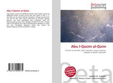 Bookcover of Abu l-Qasim al-Qaim