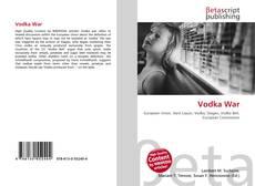 Bookcover of Vodka War