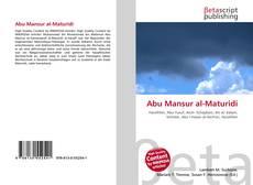 Capa do livro de Abu Mansur al-Maturidi