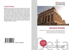 Bookcover of Ancient Greeks