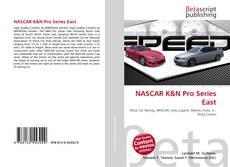 Portada del libro de NASCAR K&N Pro Series East