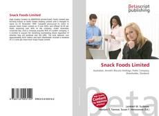 Snack Foods Limited kitap kapağı