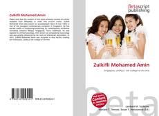 Bookcover of Zulkifli Mohamed Amin