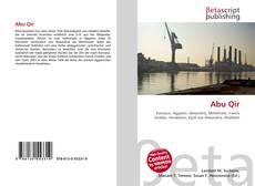 Bookcover of Abu Qir