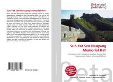 Capa do livro de Sun Yat Sen Nanyang Memorial Hall