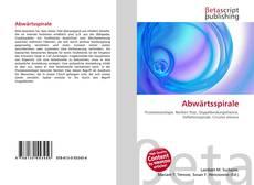 Buchcover von Abwärtsspirale