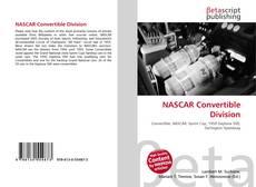 Capa do livro de NASCAR Convertible Division