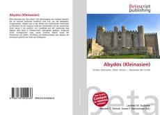 Bookcover of Abydos (Kleinasien)