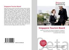 Bookcover of Singapore Tourism Board