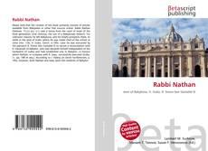 Bookcover of Rabbi Nathan
