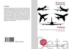 Capa do livro de X-Plane