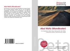 Couverture de Abul Wáfa (Mondkrater)