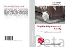 Обложка Stop Huntingdon Animal Cruelty