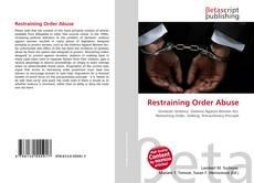 Portada del libro de Restraining Order Abuse