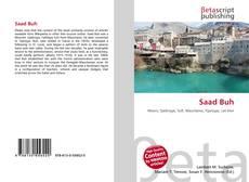 Bookcover of Saad Buh