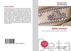 Bookcover of Rabbi Ishmael