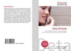 Bookcover of Sony Ericsson