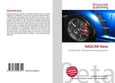 NASCAR Now kitap kapağı